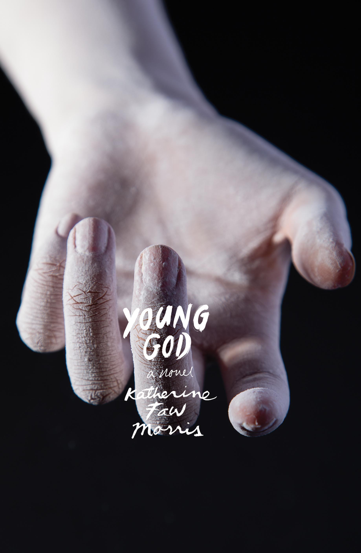 Couverture du livre Young Gods de Faw Morris