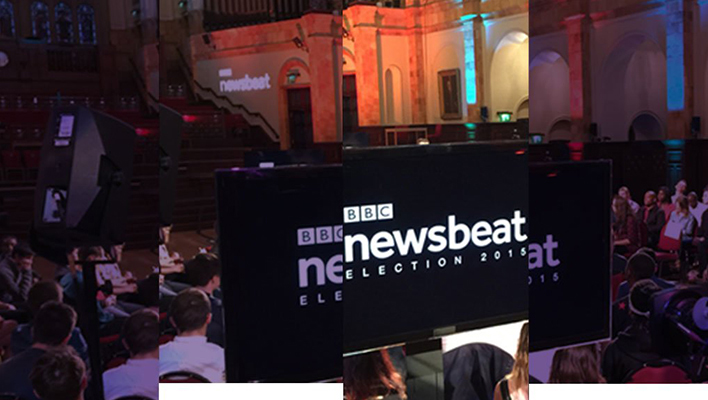 Moving Brands image composite pour Newsbeat
