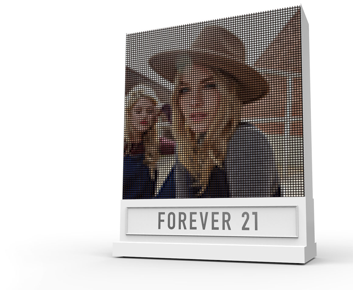 Forever21 Thread Screen