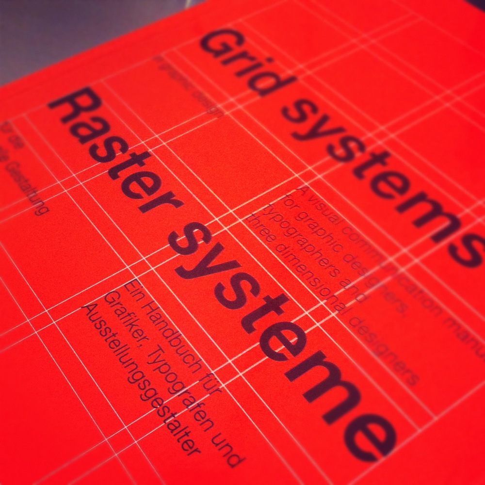 couverture livre Grid Systems in Graphic Design