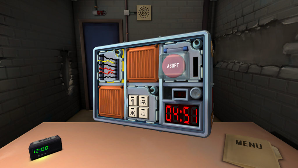 Keep Talking and Nobody Explodes, game