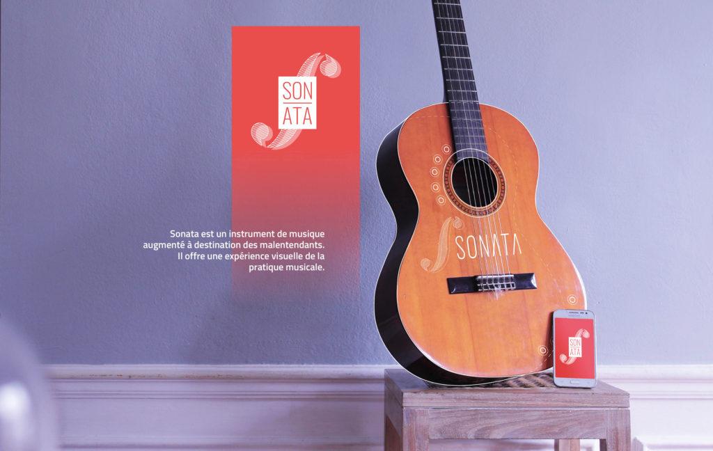 Sonata - Guitare augmentée, Marie Saint-Raymond