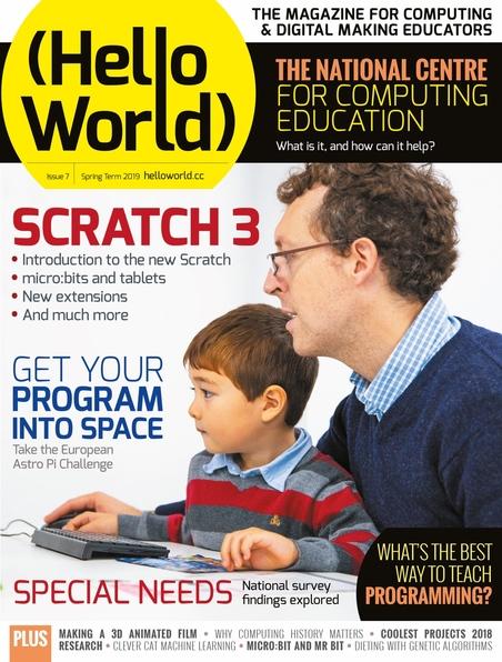 HelloWorld magazine